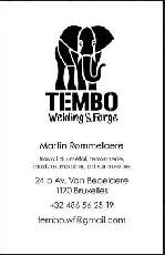 logo Ferronnerie Tembo Welding and forge